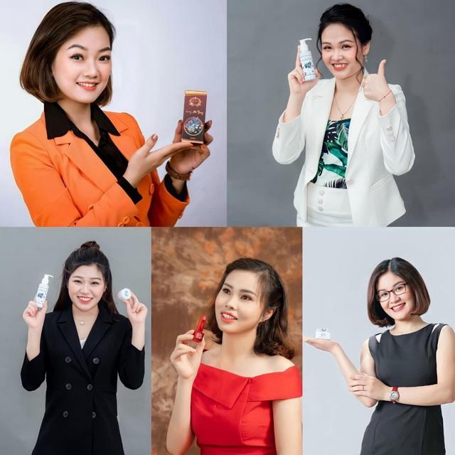 Giám đốc Vân Đặng cùng Công ty TNHH Đông dược Bà Vân chinh phục người tiêu dùng - Ảnh 1.