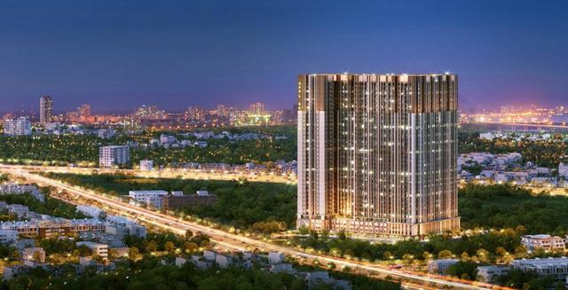 Đất Xanh cùng Coteccons khởi công dự án Opal Skyline - Ảnh 1.