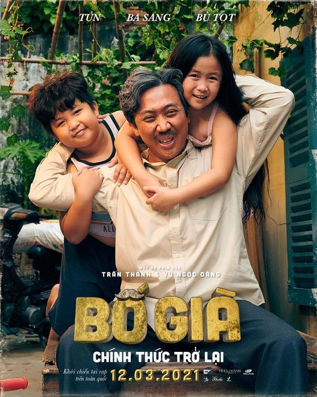 """""""Bố Già"""" của Trấn Thành - Phiên bản gà trống nuôi con tưởng chẳng có gì mới lạ nhưng lại đặc biệt nhất màn ảnh Việt - ảnh 3"""