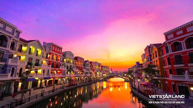 Vietstarland trở thành Đại lý xuất sắc năm 2020 dự án Grand World Phú Quốc - Ảnh 1.