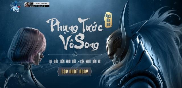 Tuyết Ưng VNG bản PC ra mắt: Đồ họa nét căng chuẩn điện ảnh, máy tính core I3 chạy ngon, mượt mà - Ảnh 6.