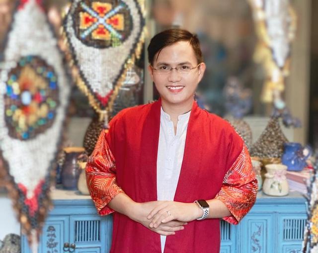 CEO Lê Đức Hoàng, người thổi hồn cho các căn nhà mẫu - Ảnh 4.