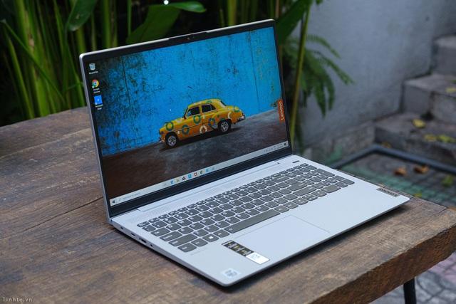 Laptop Lenovo mỏng nhẹ, cấu hình khỏe, giá tốt tại Thế Giới Di Động - ảnh 1