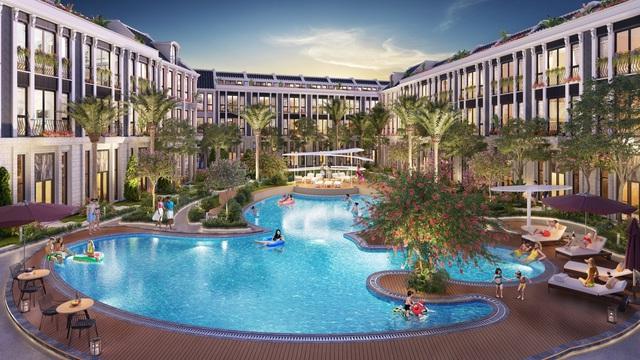 Giải mã sức hút khu đô thị nghỉ dưỡng phức hợp La Queenara - Ảnh 1.