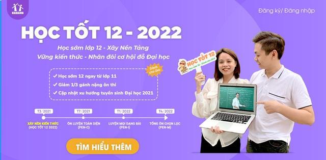 Học sinh 2004 cần làm gì để nắm chắc kiến thức lớp 11 và học sớm chương trình lớp 12 ngay từ bây giờ? - ảnh 2