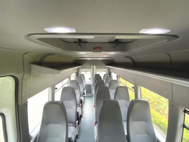 GAZelle NEXT 20 chỗ – Sản phẩm minibus 7M nhập khẩu nguyên chiếc từ Cộng Hòa Liên Bang Nga - Ảnh 2.