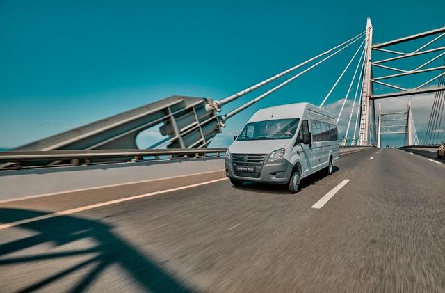 GAZelle NEXT 20 chỗ – Sản phẩm minibus 7M nhập khẩu nguyên chiếc từ Cộng Hòa Liên Bang Nga - Ảnh 3.