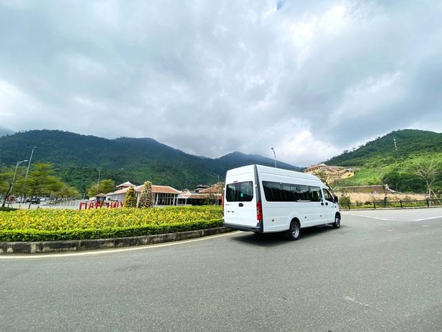 GAZelle NEXT 20 chỗ – Sản phẩm minibus 7M nhập khẩu nguyên chiếc từ Cộng Hòa Liên Bang Nga - Ảnh 4.