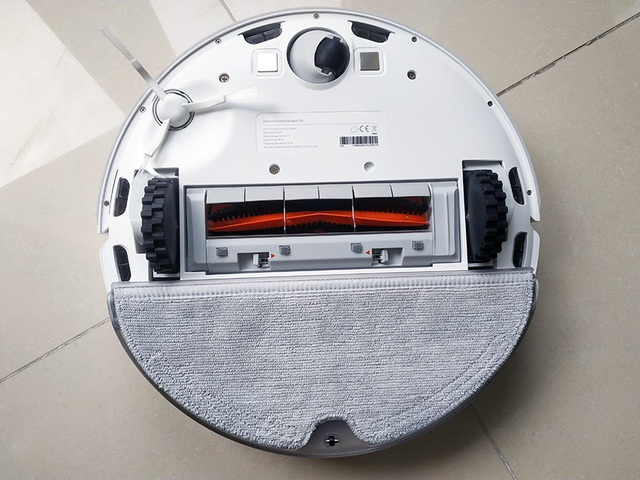 Robot Vacuum Dreame D9 với lực hút cực mạnh 3000Pa thuộc hãng Dreame - Ảnh 2.