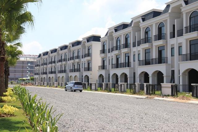 La Villa Green City: Nguồn cung hấp dẫn nhà phố trung tâm TP.Tân An - Ảnh 1.