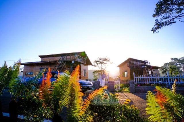 The Tropicana Garden – Nhà vườn sinh thái khác biệt tại Bảo Lộc - Ảnh 1.