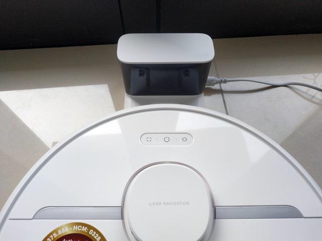 Robot Vacuum Dreame D9 với lực hút cực mạnh 3000Pa thuộc hãng Dreame - Ảnh 5.