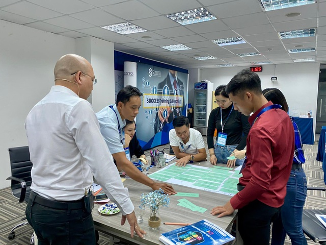 Founder Success Training Andy Huỳnh Ngọc Minh - Thành công khi chúng ta có khát vọng và tình yêu - Ảnh 3.