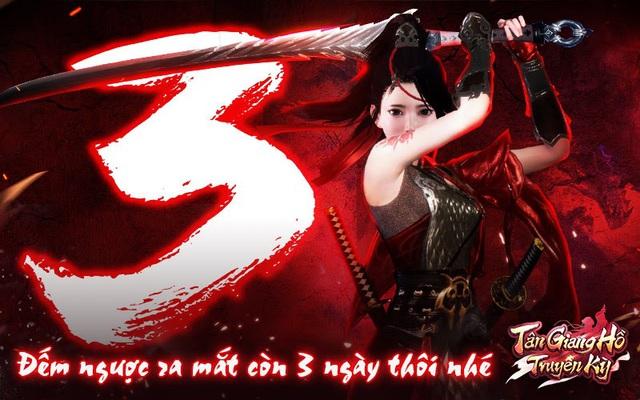 Siêu phẩm Mobile MMORPG - Chiến là mê: Tân Giang Hồ Truyền Kỳ với hơn 500.000 lượt đăng ký, chính thức ra mắt vào 14/04 - Ảnh 2.