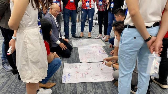 Founder Success Training Andy Huỳnh Ngọc Minh - Thành công khi chúng ta có khát vọng và tình yêu - Ảnh 4.