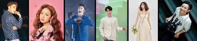"""Netizen phấn khích với đại nhạc hội """"chất hơn nước cất"""" đầu năm: Sự xuất hiện của Sơn Tùng M-TP và công viên màu hồng ấn tượng - ảnh 1"""