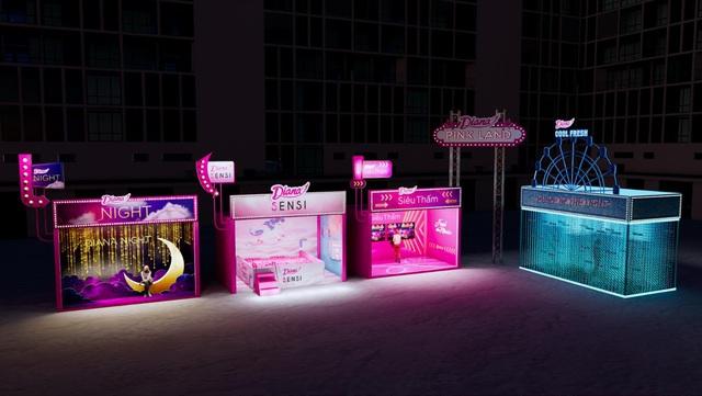 """Netizen phấn khích với đại nhạc hội """"chất hơn nước cất"""" đầu năm: Sự xuất hiện của Sơn Tùng M-TP và công viên màu hồng ấn tượng - ảnh 2"""