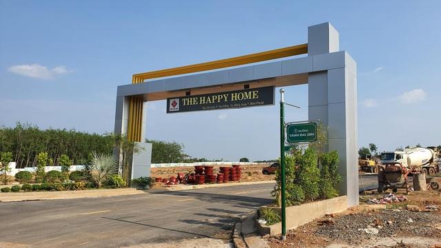 Lễ công bố dự án The Happy Home thu hút hàng trăm khách hàng - Ảnh 2.