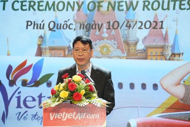 Bay Vietjet từ muôn nơi về Phú Quốc - Ảnh 1.