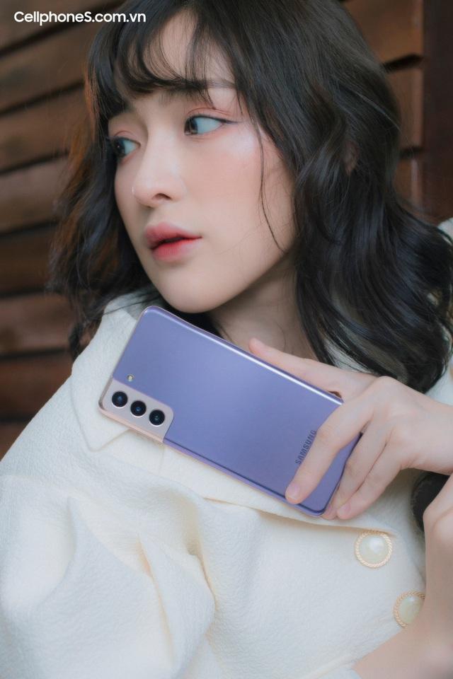 CellphoneS mở bán phiên bản 256Gb cho Galaxy S21+ & Ultra, giá chỉ hơn 19 triệu - Ảnh 2.