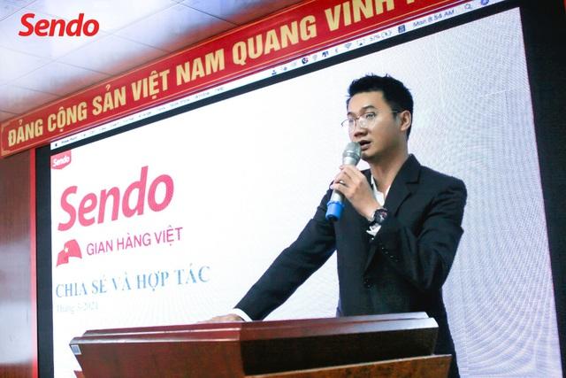 Sendo mở lối cho đặc sản Sơn La đến khách hàng trên toàn quốc - Ảnh 1.