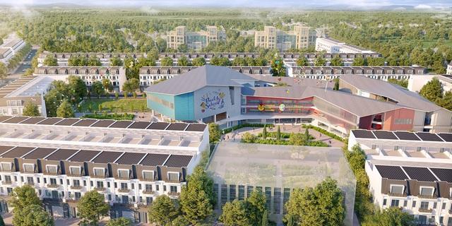 Nhà phố hai mặt tiền tại EcoCity Premia khẳng định sức hút lớn - Ảnh 1.
