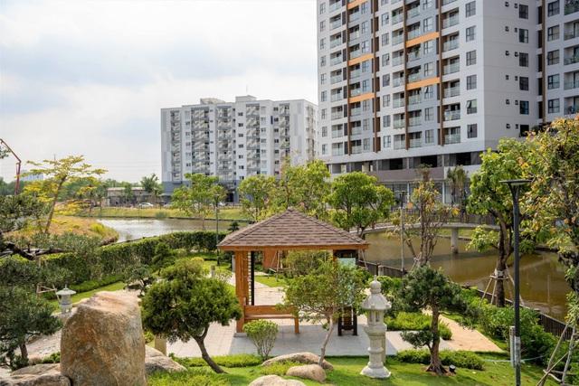 Mizuki Park: miền xanh hạnh phúc tại Nam Sài Gòn - Ảnh 1.