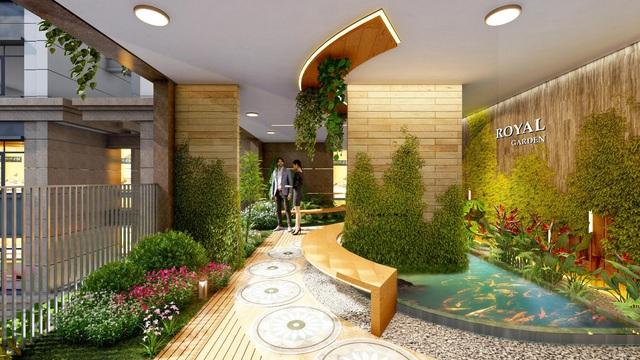 Chuẩn sống xanh tại tòa tháp đặc biệt thuộc dự án căn hộ resort Nam Sài Gòn - Ảnh 2.