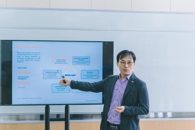 Chứng khoán Mirae Asset chia sẻ cùng sinh viên VinUni về triển vọng nghề nghiệp ngành tài chính - Ảnh 2.