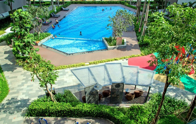 Mizuki Park: miền xanh hạnh phúc tại Nam Sài Gòn - Ảnh 2.