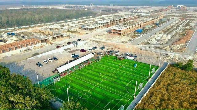 Xây dựng nhanh, Thăng Long Central City được nhà đầu tư chú ý - Ảnh 2.
