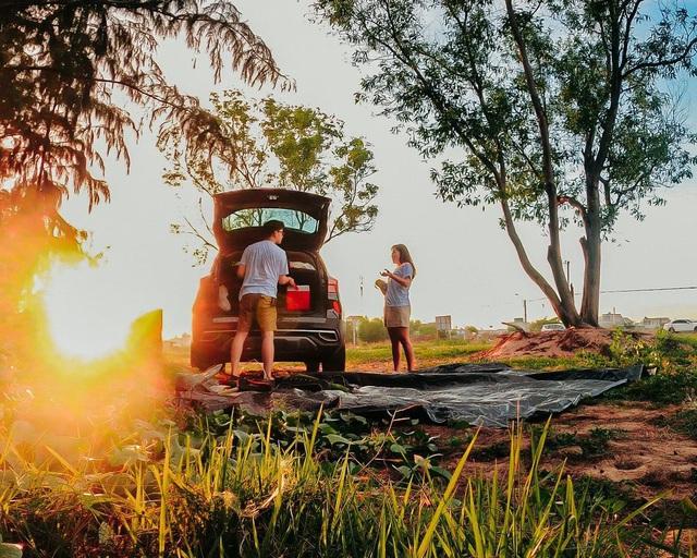 Mạng xã hội đầu hè được tưới mát khi các travel blogger rục rịch check-in du lịch - ảnh 8