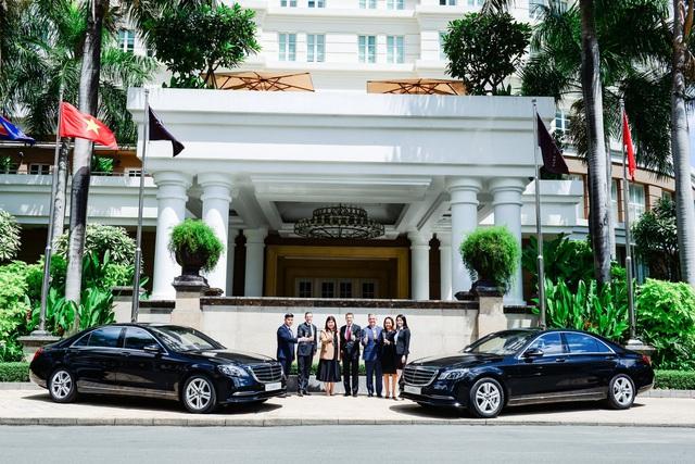 Haxaco Group tiếp tục khẳng định vị trí trên bản đồ Mercedes-Benz tại Việt Nam - Ảnh 1.
