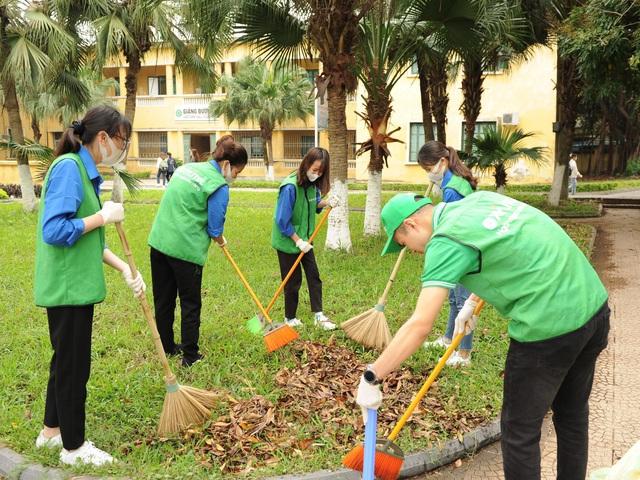 Giới trẻ tham gia bảo vệ môi trường cùng Lotte Xylitol - ảnh 3