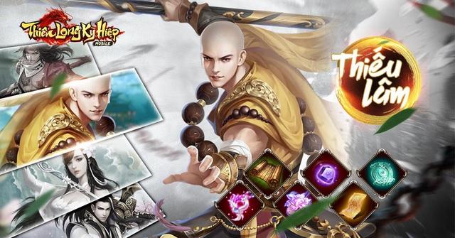 Thiên Long Kỳ Hiệp - game kiếm hiệp chính tông dựa trên tác phẩm Thiên Long Bát Bộ của Kim Dung sắp được VGP mang về Việt Nam - Ảnh 2.