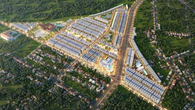 Uy tín của chủ đầu tư đảm bảo cho sự tăng trưởng của Khu đô thị Diamond City - Ảnh 1.