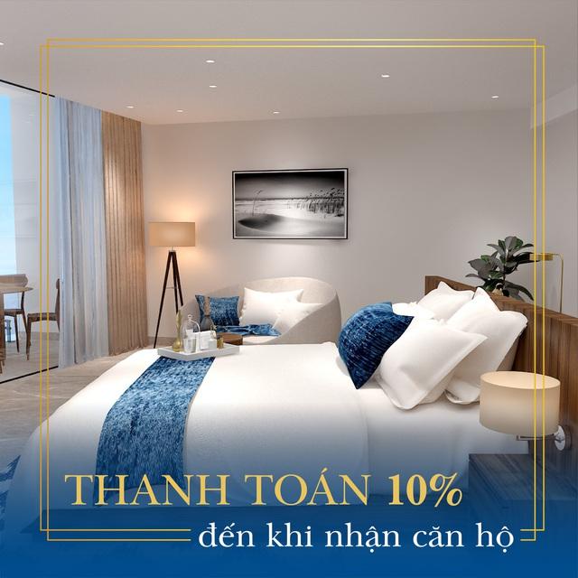 Bài toán sinh lời hấp dẫn của Charm Resort Long Hải - Ảnh 1.