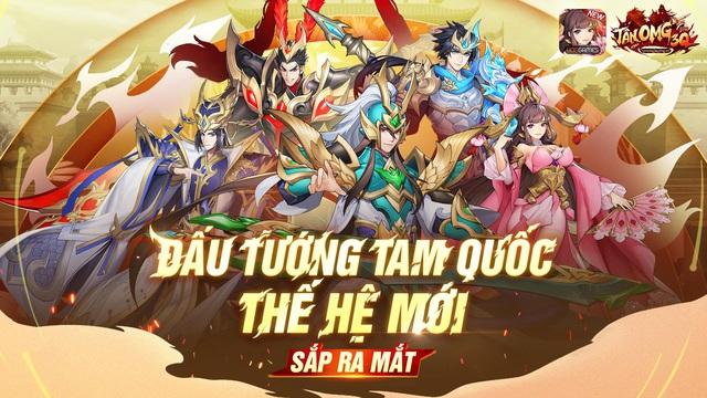 Tân OMG3Q VNG: Trò chơi mang trong mình trọng trách tân sinh dòng game đấu tướng tại Việt Nam - Ảnh 2.