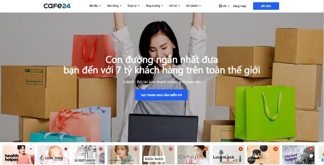 Cuộc thi online phát triển ứng dụng hỗ trợ eCommerce tiên phong tại Việt Nam - Ảnh 2.