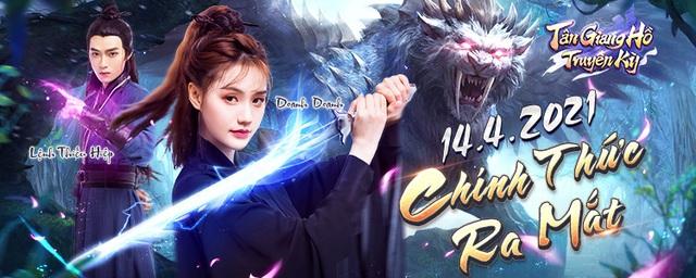 Siêu phẩm mobile MMORPG Tân Giang Hồ Truyền Kỳ chính thức ra mắt với cách chơi độc đáo - Ảnh 1.