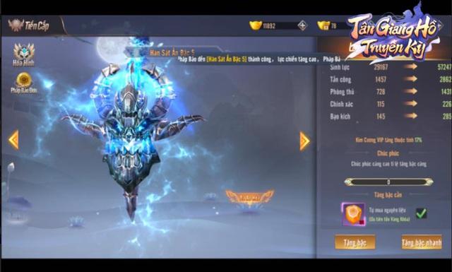 Siêu phẩm mobile MMORPG Tân Giang Hồ Truyền Kỳ chính thức ra mắt với cách chơi độc đáo - Ảnh 3.