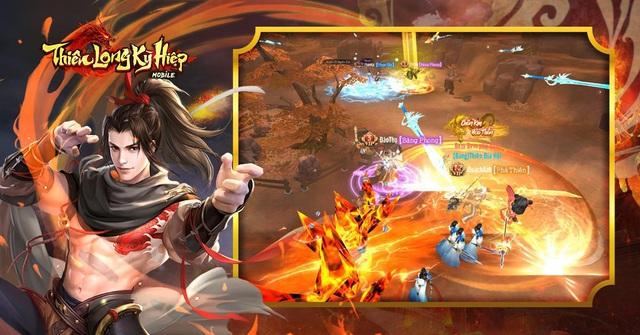 Thiên Long Kỳ Hiệp - game kiếm hiệp chính tông dựa trên tác phẩm Thiên Long Bát Bộ của Kim Dung sắp được VGP mang về Việt Nam - Ảnh 4.