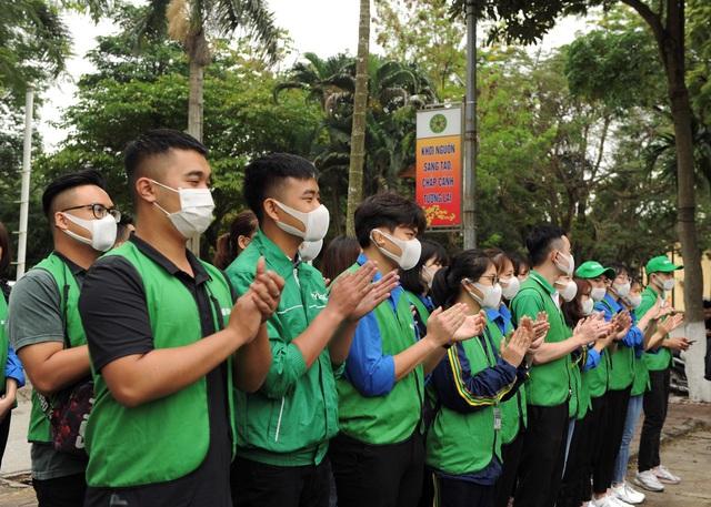 Giới trẻ tham gia bảo vệ môi trường cùng Lotte Xylitol - ảnh 4