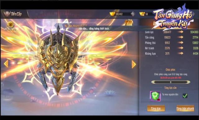 Siêu phẩm mobile MMORPG Tân Giang Hồ Truyền Kỳ chính thức ra mắt với cách chơi độc đáo - Ảnh 4.