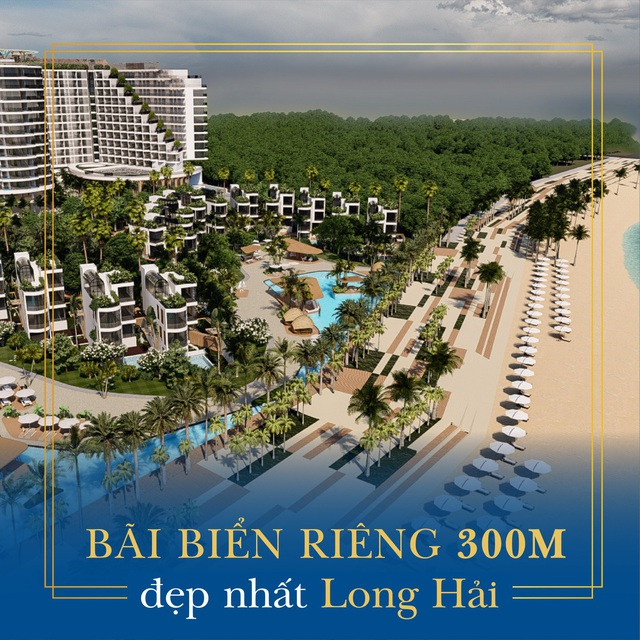 Bài toán sinh lời hấp dẫn của Charm Resort Long Hải - Ảnh 3.