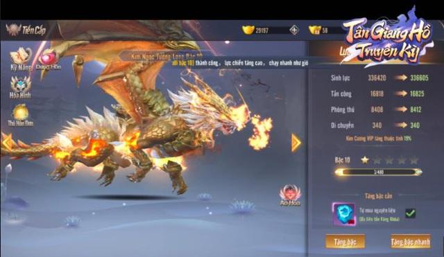 Siêu phẩm mobile MMORPG Tân Giang Hồ Truyền Kỳ chính thức ra mắt với cách chơi độc đáo - Ảnh 5.