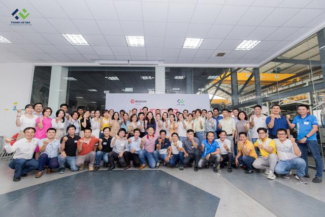 Tư duy cần có của lãnh đạo các doanh nghiệp trong ngành kết cấu thép - Ảnh 4.