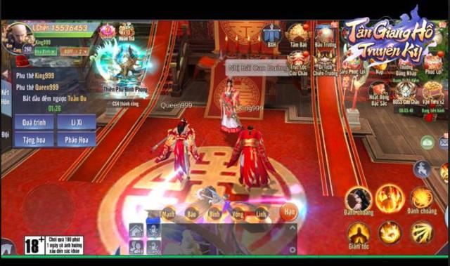 Siêu phẩm mobile MMORPG Tân Giang Hồ Truyền Kỳ chính thức ra mắt với cách chơi độc đáo - Ảnh 6.