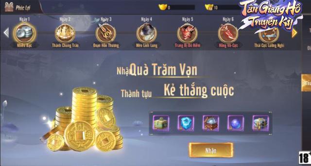Siêu phẩm mobile MMORPG Tân Giang Hồ Truyền Kỳ chính thức ra mắt với cách chơi độc đáo - Ảnh 7.
