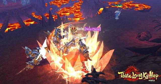 Thiên Long Kỳ Hiệp - game kiếm hiệp chính tông dựa trên tác phẩm Thiên Long Bát Bộ của Kim Dung sắp được VGP mang về Việt Nam - Ảnh 10.